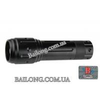 Фонарь аккумуляторный Bailong  BL-8479 Police 500W