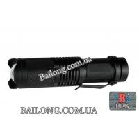 Фонарь аккумуляторный Bailong BL-8470 Police 3000W