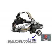 Фонарь головной аккумуляторный Bailong BL-6656 Police 3000W