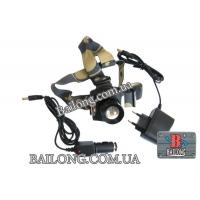 Фонарь головной светодиодный аккум. BAILONG BL-6631 Cree Q5