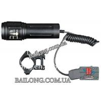 Фонарь тактический BL-Q8479 Police 500W