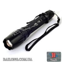 Фонарь светодиодный Bailong BL-777-T6 Police 1000W